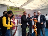 Inauguration of National Seminar on Tribal World of Verrier Elwin held at Sub-RC, Jagadalpur from 22nd to 23rd December, 2017