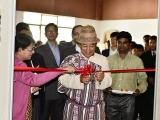 Inauguration of People of India Exhibition at Mangan, Sikkim