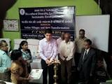 Inauguration of Seminar on Village Study at Jagadalpur