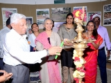 Innaguration-of-photographic-Exhibition,-Shakti-Abhivyakti-the-expressions-of-daughtes-of-island