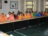 Workshop on Mina Tribal Cultural Heritage